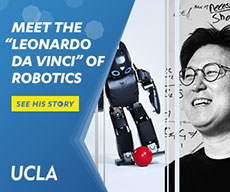 Meet the Leonardo Da Vinci of robotics - UCLA Optimists