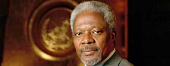 Kofi Annan: 'Interventions: A Life in War and Peace'