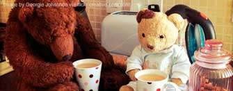 Teddy Tea Party