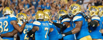 UCLA Football vs. Virginia