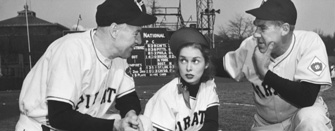 Family Flicks Film Series: Angels in the Outfield
