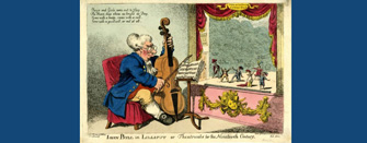 Music and Theater in Eighteenth-Century Britain