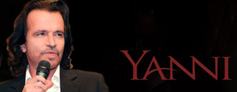 An Evening In Conversation with Yanni at his Piano