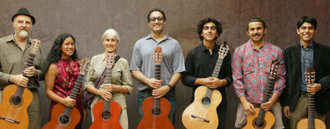 UCLA Guitar Ensemble
