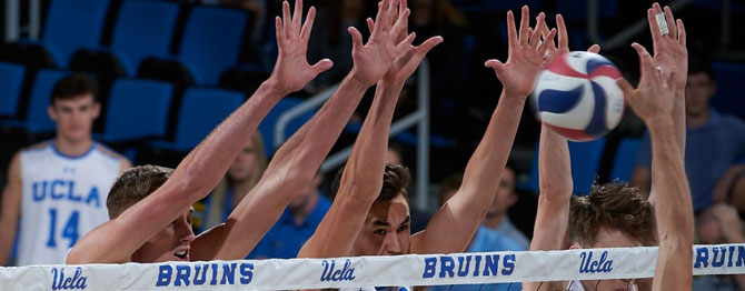 Men's Volleyball vs. Brigham Young