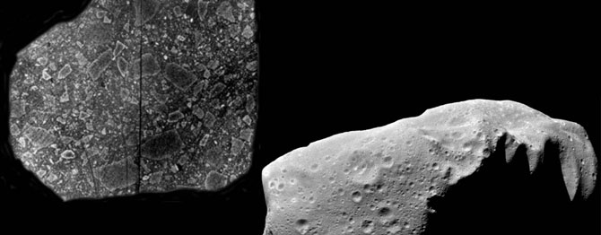 Searching for Links Between Asteroids and Meteorites